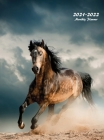 2021-2022 Monthly Planner: Large Two Year Planner (Wild Stallion Hardcover) Cover Image
