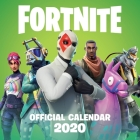 FORTNITE (Official): 2020 Calendar Cover Image