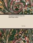 Gnossiennes by Erik Satie for Solo Piano (1893) Cover Image