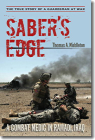 Saber's Edge: A Combat Medic in Ramadi, Iraq Cover Image