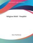 Religious Belief - Pamphlet Cover Image