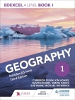 Edexcel a Level Geographybook 1 Cover Image