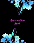 Reservation book: 120pages of the size:8.5x10, for table reservation 2020. Cover Image