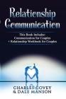 Relationship Communication: Communication For Couples + Relationship Workbook For Couples Cover Image