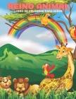 REINO ANIMAL - Libro De Colorear Para Niños Cover Image