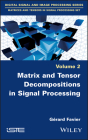 Matrix and Tensor Decompositions in Signal Processing, Volume 2 Cover Image