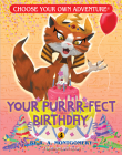 Your Purrr-Fect Birthday (Choose Your Own Adventure: Dragonlarks) Cover Image