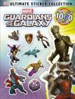 Ultimate Sticker Collection: Marvel's Guardians of the Galaxy Cover Image