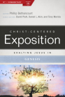 Exalting Jesus in Genesis (Christ-Centered Exposition Commentary) Cover Image
