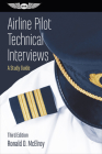 Airline Pilot Technical Interviews: A Study Guide (Professional Aviation) Cover Image