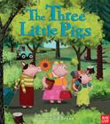 The Three Little Pigs: A Nosy Crow Fairy Tale Cover Image