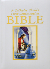 Catholic Child's Traditions First Communion Gift Bible Cover Image