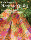 Kaffe Fassett's Heritage Quilts Cover Image