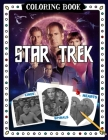 Star Trek Coloring Book: Lines Spirals And Hearts Cover Image