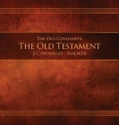 The Old Covenants, Part 2 - The Old Testament, 2 Chronicles - Malachi: Restoration Edition Hardcover, 8.5 x 8.5 in. Journaling Cover Image