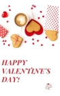 Happy Valentine`s Day - Love book gift for her Cover Image