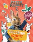 Peter Rabbit 2 Coloring Activity Book: Peter Rabbit 2: The Runaway Cover Image