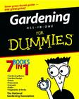 Gardening All-In-One for Dummies Cover Image