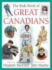 The Kids Book of Great Canadians Cover Image