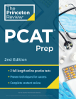 Princeton Review PCAT Prep, 2nd Edition: Practice Tests + Content Review + Strategies & Techniques for the Pharmacy College Admission Test (Graduate School Test Preparation) Cover Image