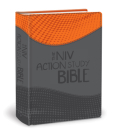 The NIV, Action Study Bible-Premium Edition (Action Bible Series) Cover Image