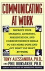 Communicating at Work Cover Image
