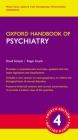 Oxford Handbook of Psychiatry Cover Image