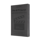 Moleskine Passions, Film & TV, Large, Hard Cover (5 x 8.25) Cover Image