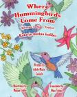 Where Hummingbirds Come From Bilingual Serbian English Cover Image