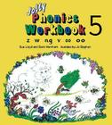 Jolly Phonics Workbook 5z, W, Ng, V, Oo Cover Image