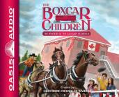 The Mystery at the Calgary Stampede (Library Edition) (The Boxcar Children Mysteries #140) Cover Image