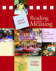 Reading with Meaning, 2nd edition: Teaching Comprehension in the Primary Grades Cover Image