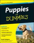 Puppies for Dummies Cover Image