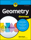 Geometry for Dummies, 3rd Edition Cover Image