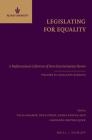 Legislating for Equality: A Multinational Collection of Non-Discrimination Norms. Volume IV: Asia and Oceania Cover Image