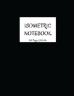 Isometric Notebook 100 Pages 8.5x11 in Cover Image