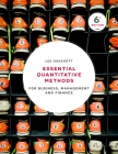 Essential Quantitative Methods: For Business, Management and Finance Cover Image