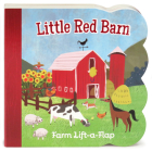 Little Red Barn (Lift a Flap) Cover Image