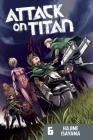 Attack on Titan 6 Cover Image
