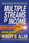 Multiple Streams of Income: How to Generate a Lifetime of Unlimited Wealth Cover Image