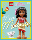 LEGO Disney Princess Meet Moana Cover Image