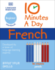 10 Minutes a Day French Beginners Cover Image