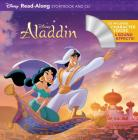 Aladdin Read-Along Storybook and CD Cover Image