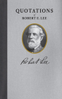 Robert E. Lee (Quote Book) Cover Image