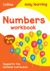 Numbers Workbook: Ages 3-5 (Collins Easy Learning Preschool) Cover Image