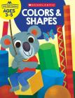 Little Skill Seekers: Colors & Shapes Workbook Cover Image