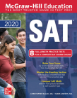 McGraw-Hill Education SAT 2020 Cover Image