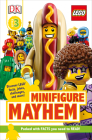 DK Readers Level 3: LEGO Minifigure Mayhem: Discover LEGO facts, jokes, challenges, and more! (DK Readers Level 1) Cover Image