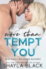 More Than Tempt You (More Than Words #5) Cover Image