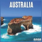 Australia 2021 Wall Calendar: Official Australia Travel Calendar 2021, 18 Months Cover Image